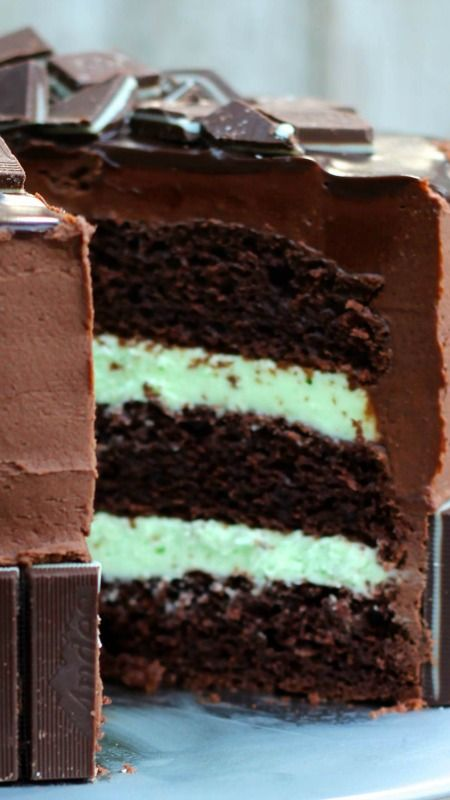 Check Out Andes Mint Cake It S So Easy To Make