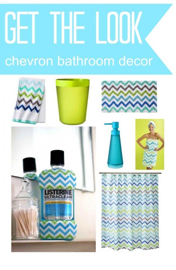 Best 25 Chevron bathroom ideas on Pinterest  Turquoise bathroom Chevron bathroom decor and