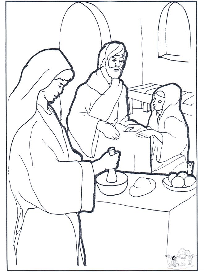 17 Best ideas about Mary And Martha Bible on Pinterest