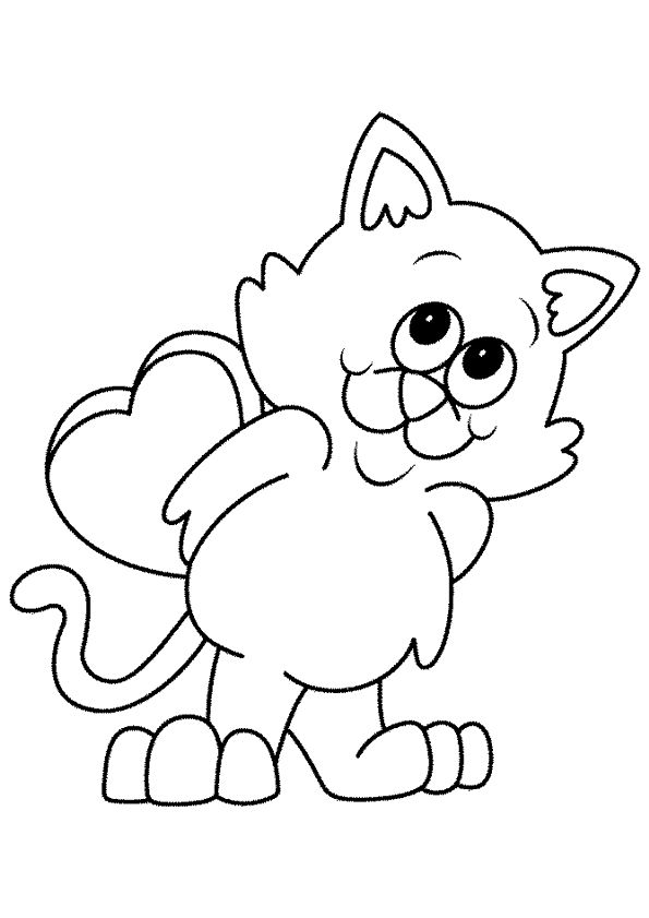 191 best images about Coloriages animaux de compagnie on