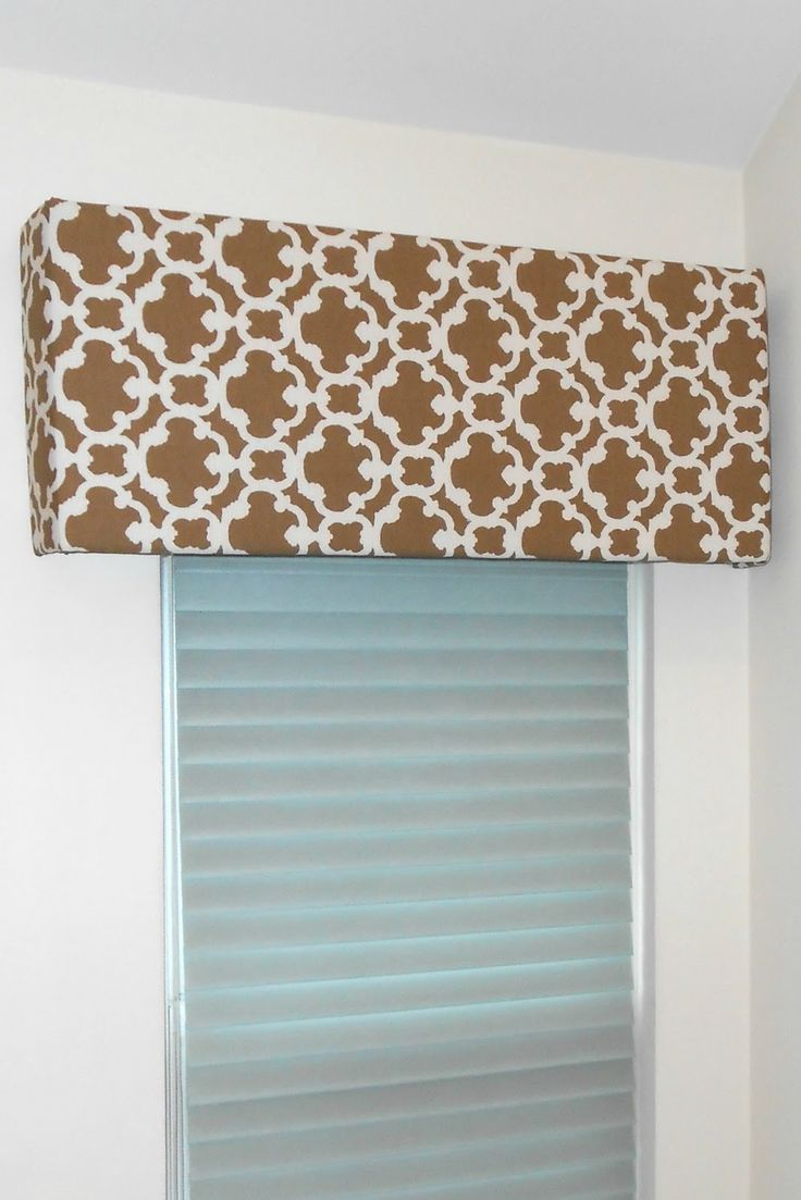 kitchen cabinets for sale cheap grill cornice from foam board; batting; fabric; spray adhesive ...
