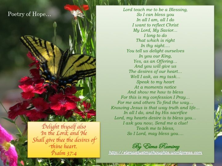 Thanksgiving Blessings And Poems Poetry Of Hope Poetry