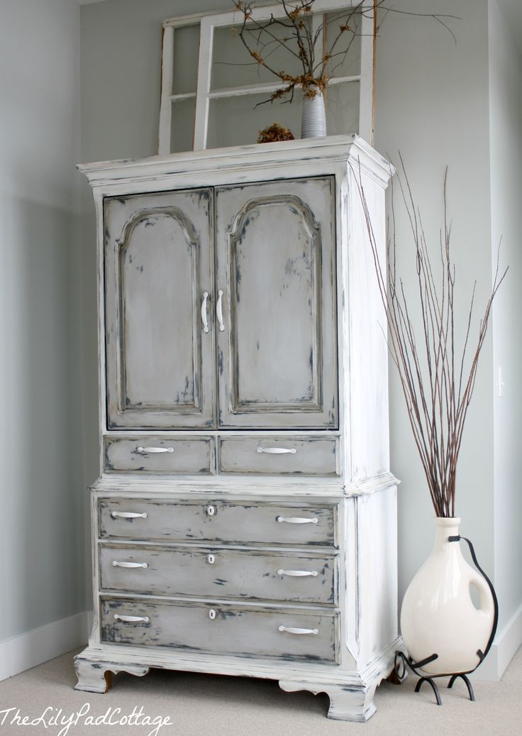 476 Best Images About No Prep Chalk Painted Furniture On