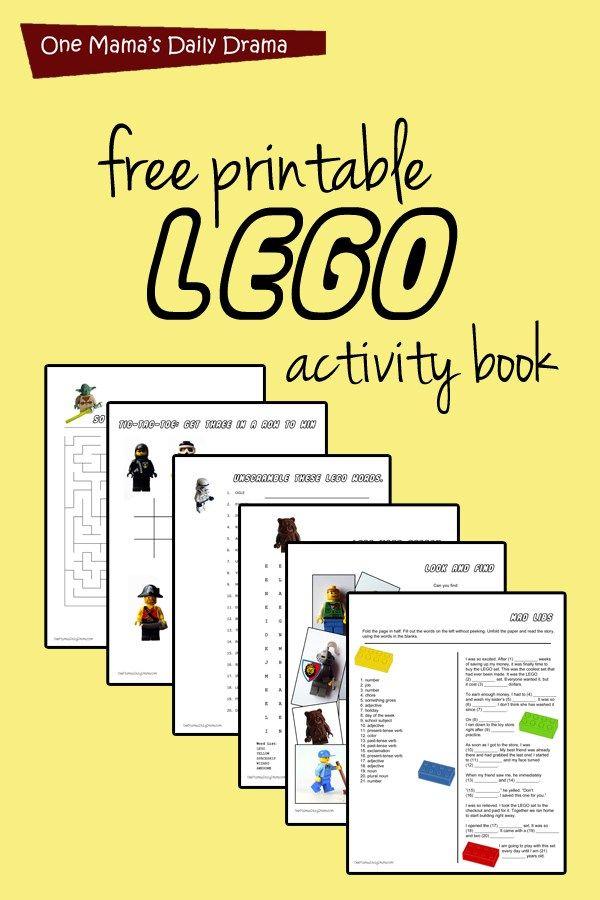25 Best Ideas About Lego Printable On Pinterest Lego