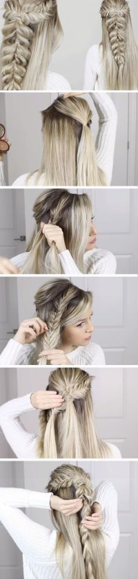17+ best ideas about Braided Hairstyles on Pinterest ...