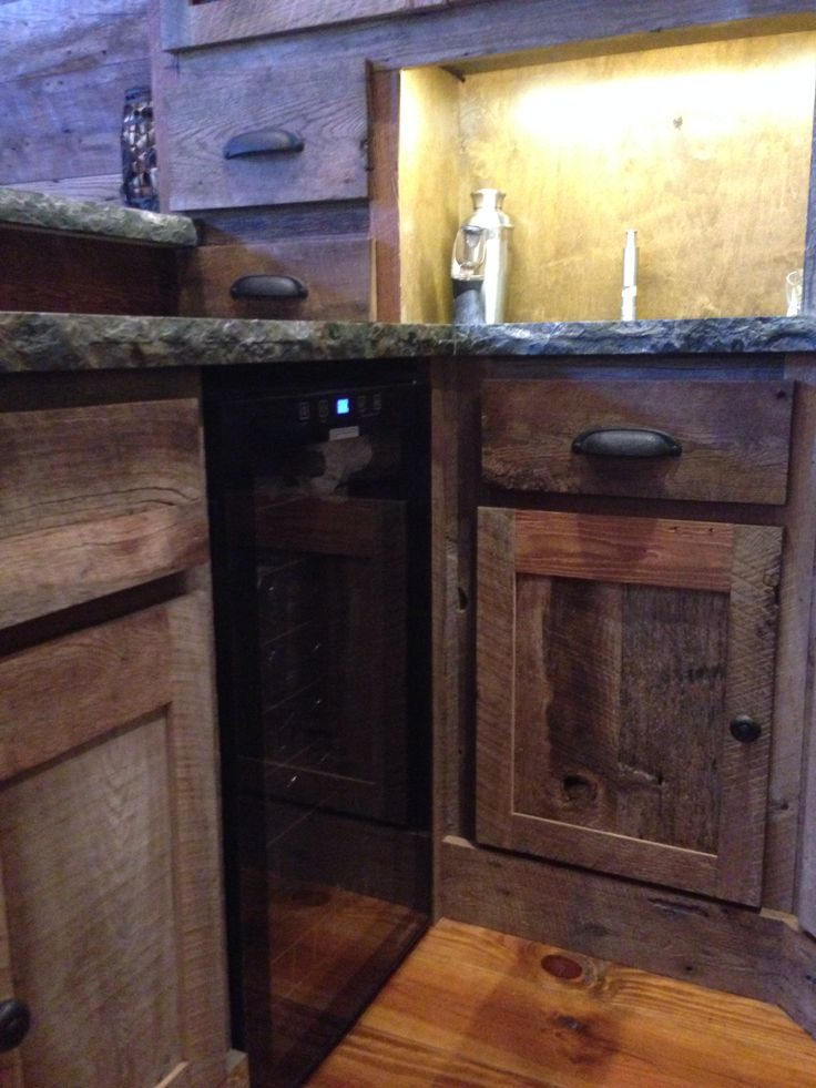 1000 images about Vintage reclaimed wood bar on Pinterest