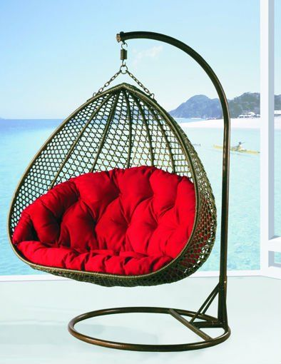 Rattan Hanging Chair For Double Chair Hammocks Fwe106