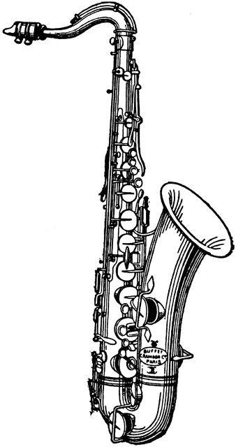 84 best saxophone cake images on Pinterest