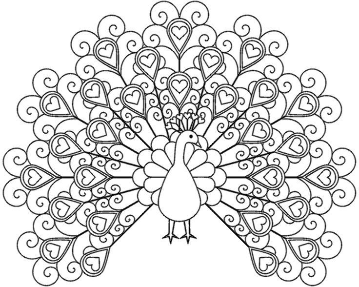 37 best images about Coloring pages on Pinterest
