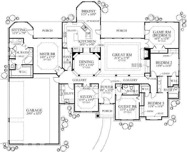 Best 25+ 5 bedroom house plans ideas on Pinterest