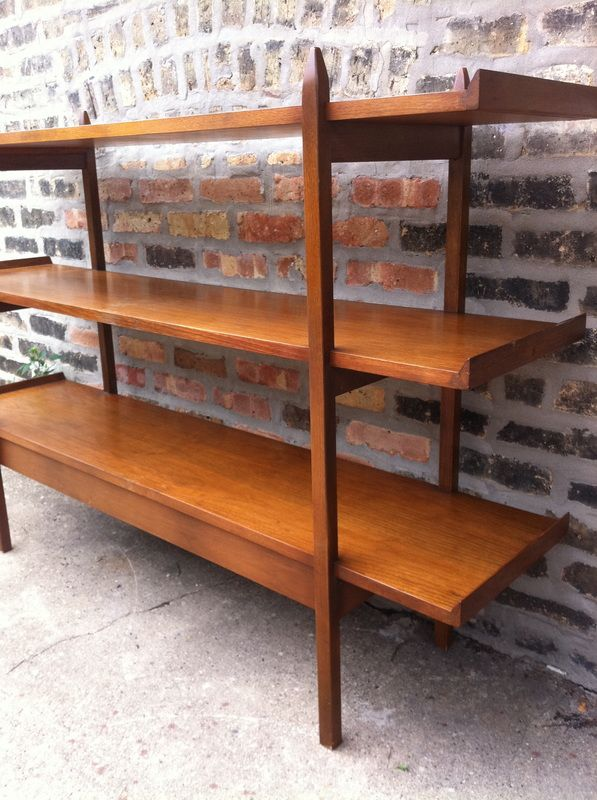 25+ best ideas about Mid Century Modern Bookcase on