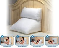 1000+ ideas about Bed Wedge Pillow on Pinterest