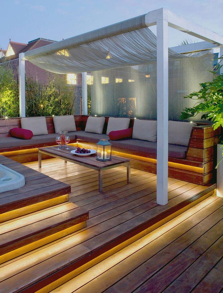 25 Best Garden Decking Ideas On Pinterest Decking Ideas