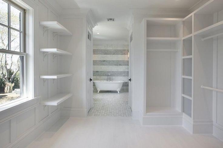 Corcoran -master Bedroom Walk Through Closet With Custom