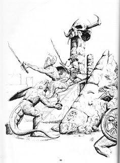 285 best images about Fantasy: D&D OSRIC Art on Pinterest