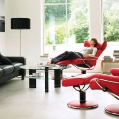 High Chairs That Attach To Table Swing Chair Exercise Stressless Space Low Back Sofa; Jazz Recliners; Coffee | ...