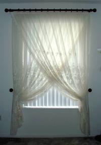 priscilla drapes | Window Treatment Ideas | Pinterest ...
