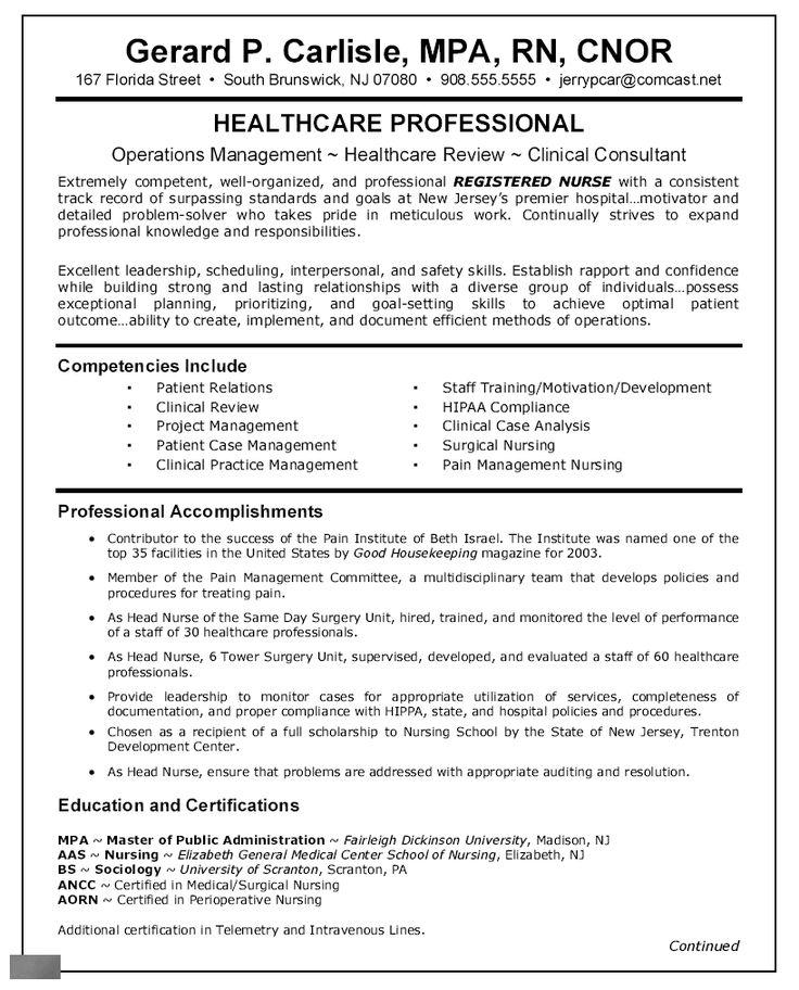 Pediatric Nurse Resume Objective  httpwwwresumecareerinfopediatricnurseresumeobjective