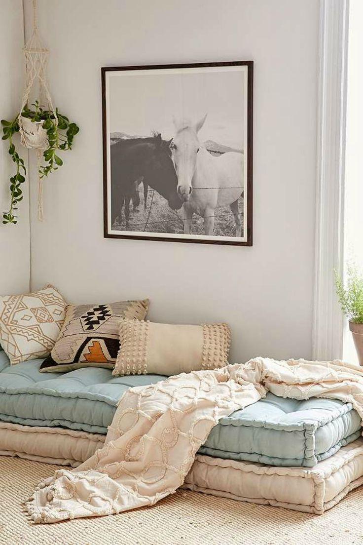 Best 20 Floor cushions ideas on Pinterest  Floor seating