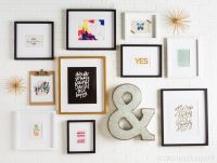 100 best images about Gallery Wall Ideas on Pinterest ...