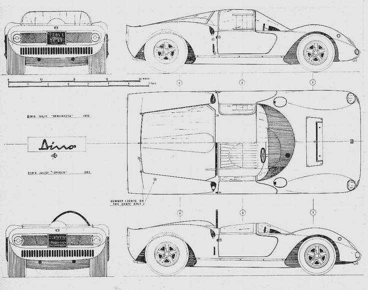 153 best images about Technical Drawings, Vehicle on Pinterest