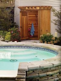 18 best Inground Hot Tubs images on Pinterest