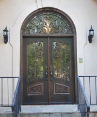 French Country Entry Door