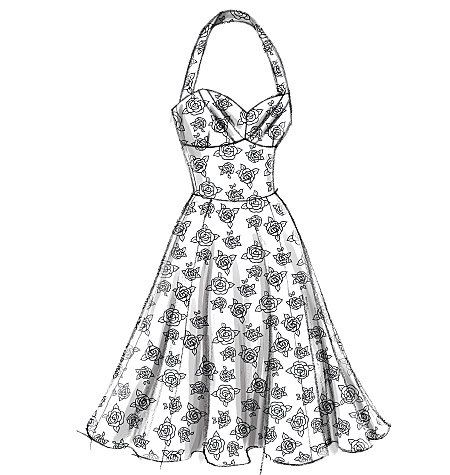 59 best images about Sew: Dresses on Pinterest