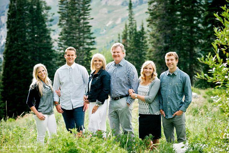 Mountain Family Photos What To Wear For Family Photos