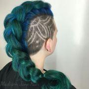 1000 ideas shaved hair design