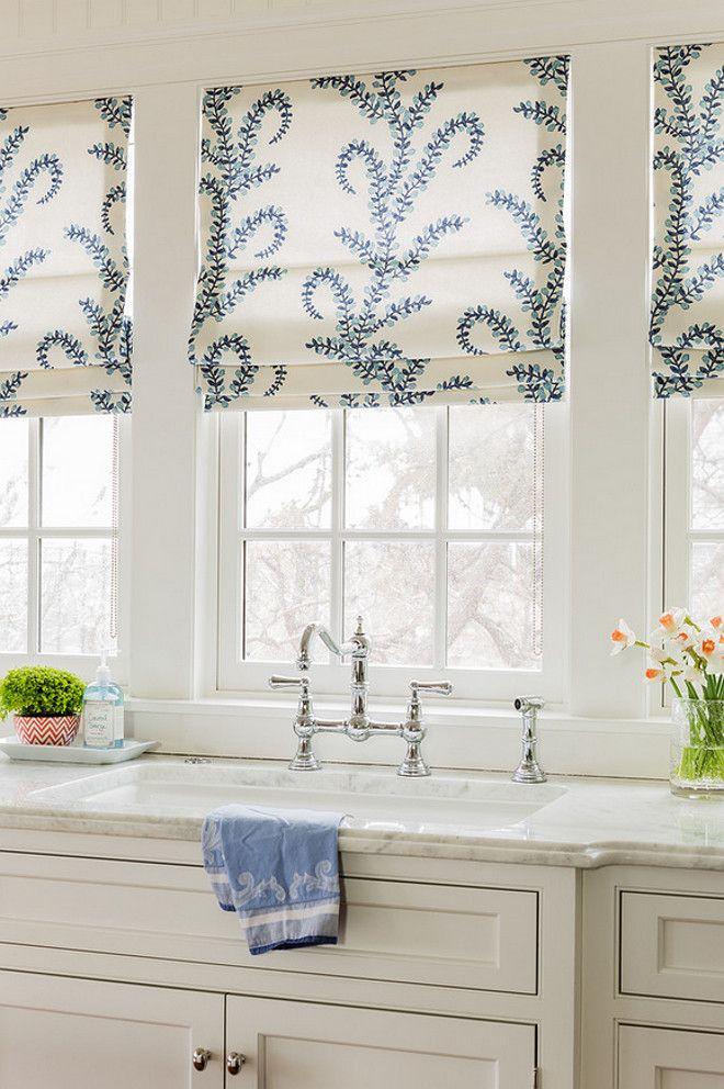 Kitchen Window Curtains Blinds Windows