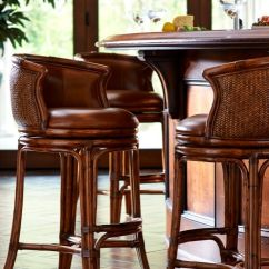 Counter Height Chairs Set Of 2 Stairway Chair Lifts Bali Woven Swivel Bar Stool (30-1/2 | Best Stool, Stools And Ideas