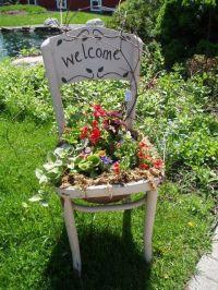 25+ best ideas about Garden Chairs on Pinterest ...