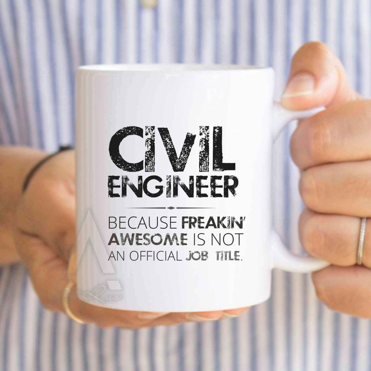 Gifts For Civil Engineers Engineer Mug Engineer