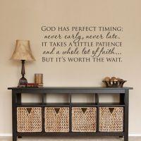 Best 25+ Christian wall decals ideas on Pinterest | Wall ...