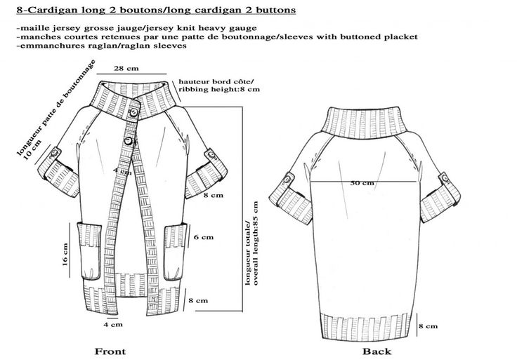 17 Best images about Sweater Schematics on Pinterest