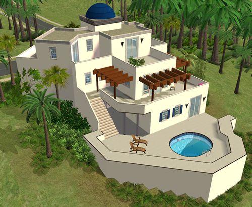 Sim House Ideas - sims 4 home design