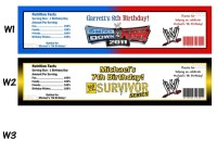 17 Best images about WWE Birthday Party Ideas on Pinterest ...