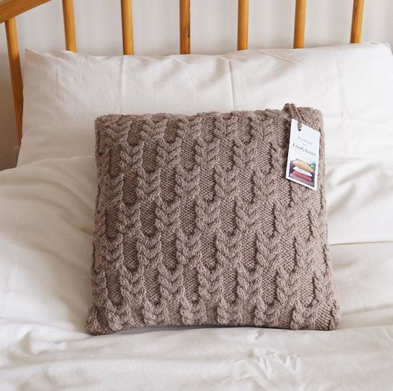 159 best images about Knitting  Pillows on Pinterest