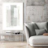 Best 25+ Grey Abstract Art ideas on Pinterest | Abstract ...