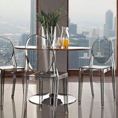 Dining Chairs Set Of 4 Target Brown Leather Eames Lounge Chair 1000+ Ideas About Ghost On Pinterest | Philippe Starck, And Lucite