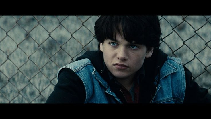 Man Of Steel Young Clark Kent Played By Dylan