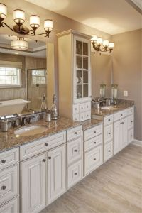 17 Best ideas about Granite Bathroom on Pinterest