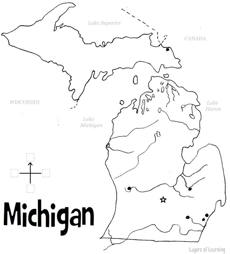 20 best images about Michigan Facts on Pinterest