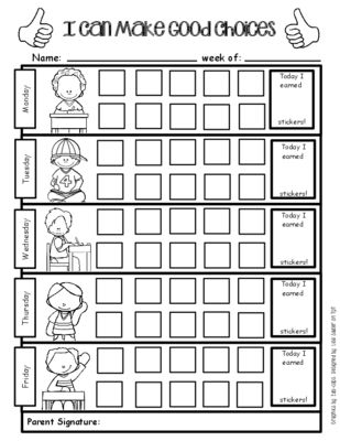 1000+ ideas about Behavior Chart Toddler on Pinterest