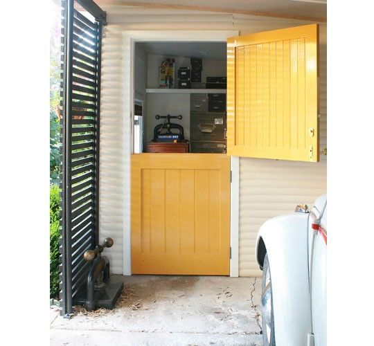 The Splits Dutch Door And Home Depot On Pinterest
