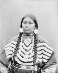12 best images about Native American Hair on Pinterest ...