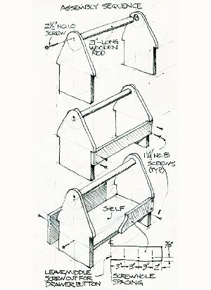 236 best images about TOOL TOTE/CADDY on Pinterest
