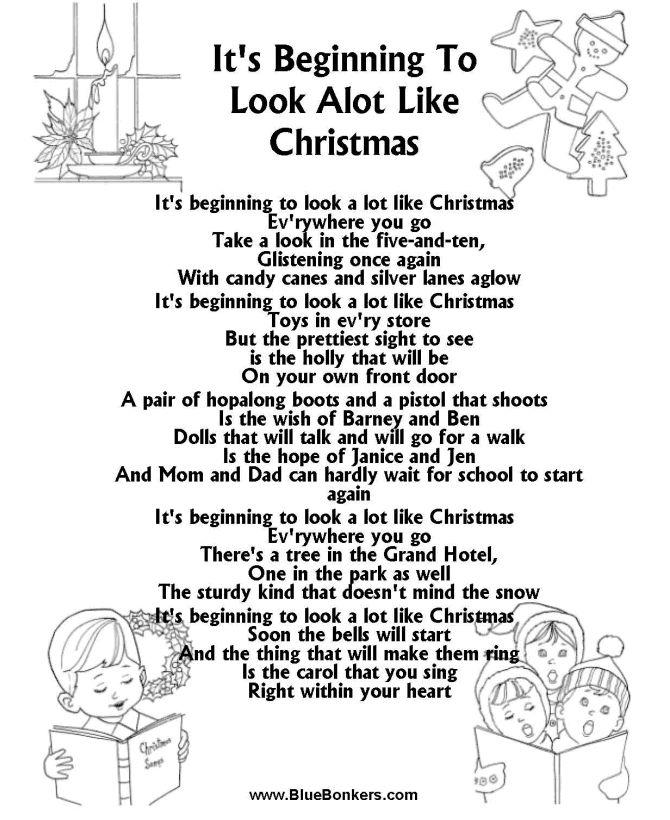 25+ best ideas about Christmas Songs Lyrics on Pinterest