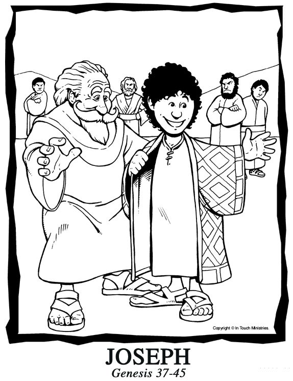 33 best images about Coloring: Bible: OT: Genesis on